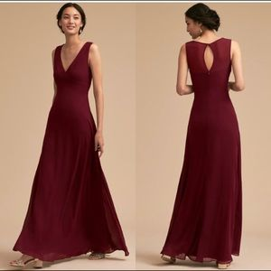 BHLDN Formal/Bridesmaid Dress